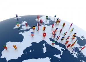 harta-uniunea-europeana-steaguri